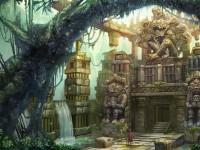 용신이 잠든 정글사원